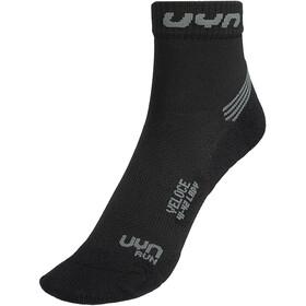 UYN Run Veloce Calze Donna, nero/grigio